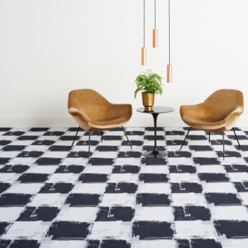 HemingwayDesign x Forbo - Hopscotch